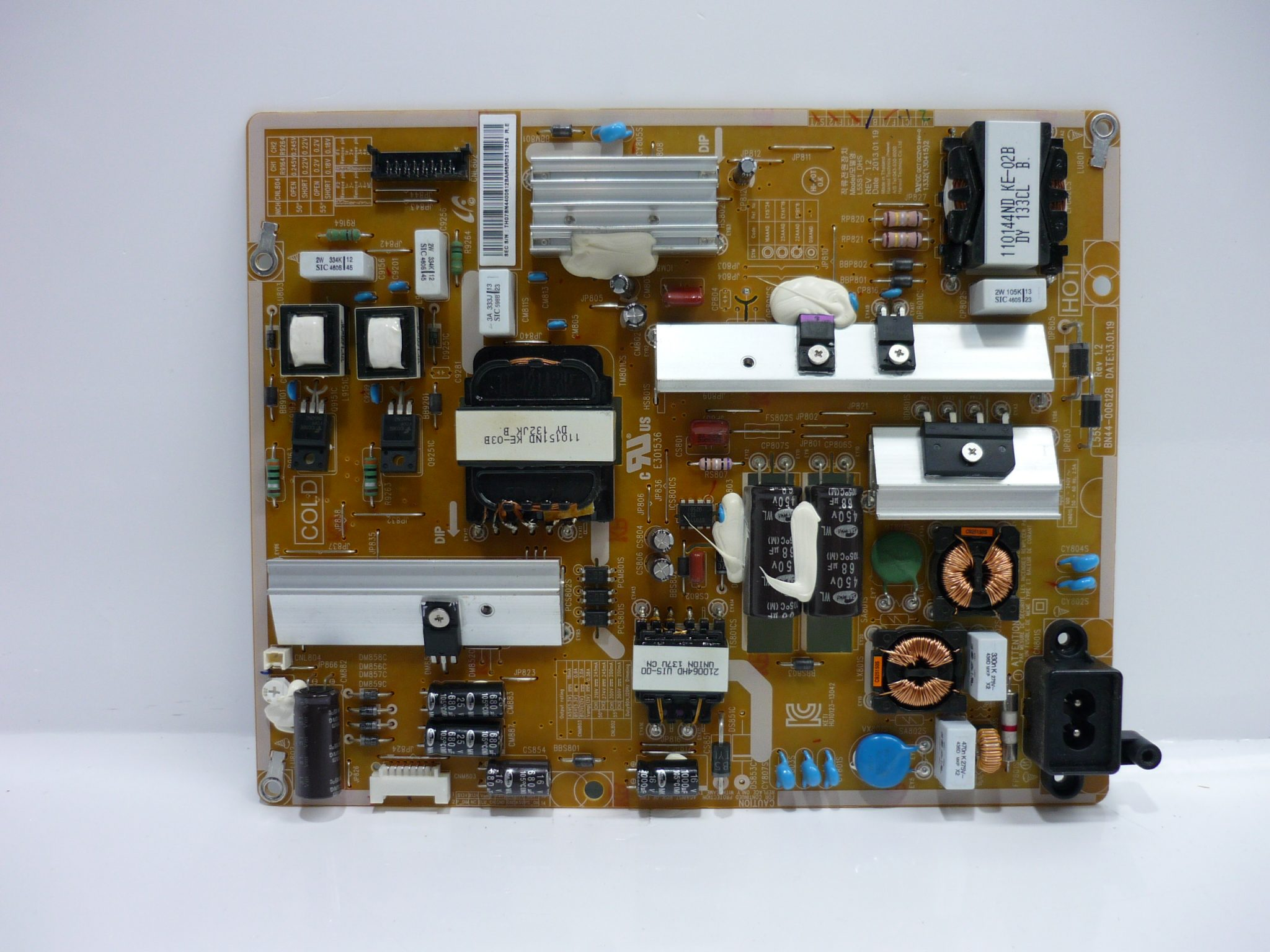 Samsung BN44-00612B (L55S1_DHS) Power Supply Board