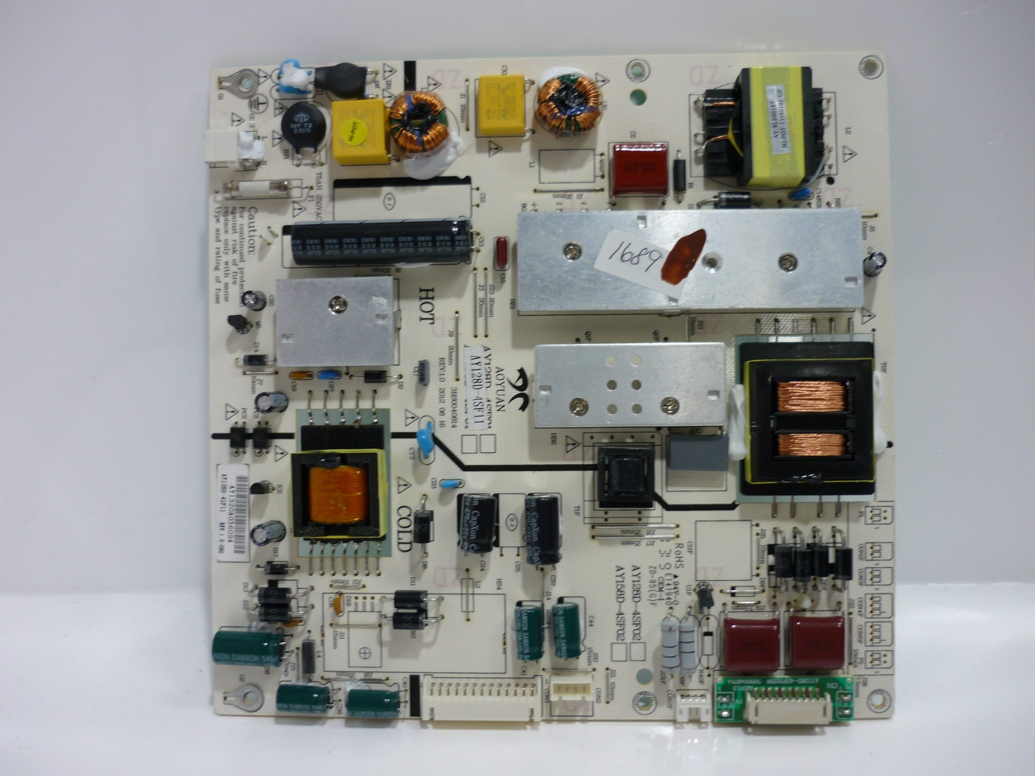 Proscan AY128D-4SF11 Power Supply for PLDED5066A-E