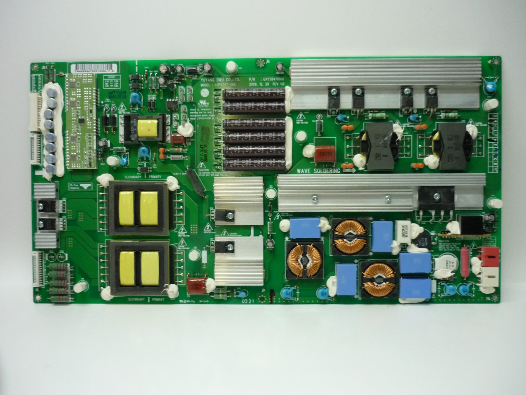 LG EAY58470001 (LGP4247-09S) Power Supply Unit